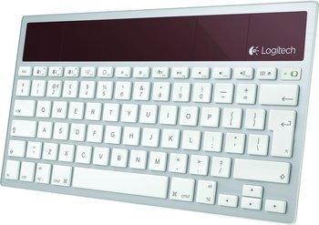 [Gravis.de] Logitech Bluetooth  Solar K760 Tastatur für Mac, iPad und iPhone für inkl. Vsk 32,98 €