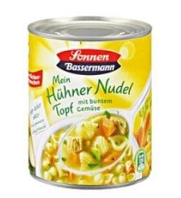 REAL-OFFLINE Ab 24.03.-29.03. Sonnen Bassermann Suppe  800 ml -  0,94 €
