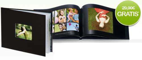 Premium-Fotobuch A4 26 Seiten für Photobox Neukunden
