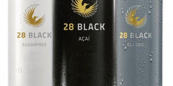 [REWE] 28 Black Energy Drink (Schwarze Dose) 250ml Dose je 0,99€ + Pfand
