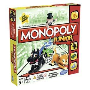 Monopoly Junior 2014 @Real online + offline
