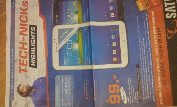 Samsung SM-T2100 TAB3 7.0 WIFI 8GB WHITE