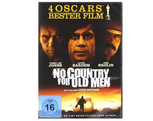 (Media Markt Online) No Country For Old Men Steelbook Drama DVD Ab 20 Uhr  1€ Versandkostenfrei