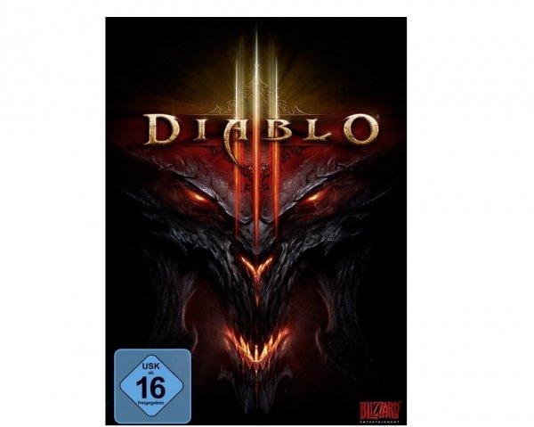 (Media Markt Online) Diablo 3 PC Game 15€ versandkostenfrei