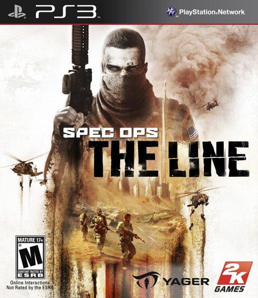 Spec Ops: The Line für 7€ @ MediaMarkt (PS3 und Xbox 360)