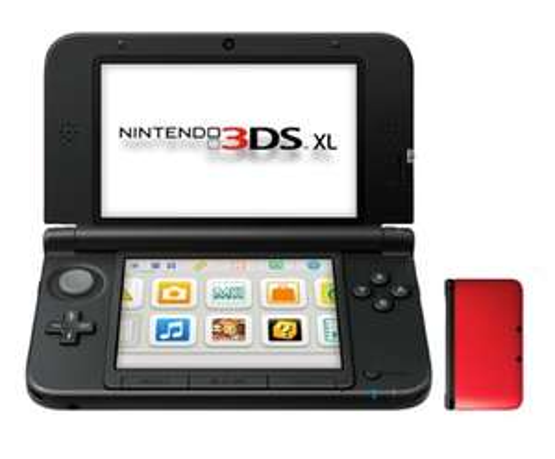 (Media Markt Online) Nintendo 3DS XL (rot-schwarz) für 145 EUR inkl. VSK