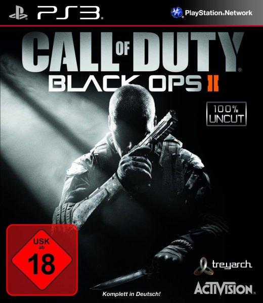 PSN: Call of Duty®: Black Ops 2 PS3 für 24,99€