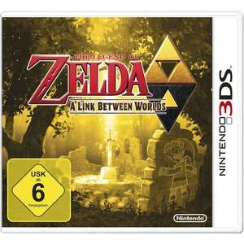 Legend of Zelda: A Link Between Worlds 3DS bei Alternate