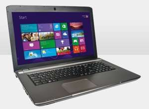 "Notebook 17"" Medion P7631 (MD98584) für €409,-"