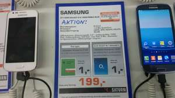 (Lokal Hannover) Samsung Galaxy S3 in Pebble blau mit 16GB für 199 €!!!