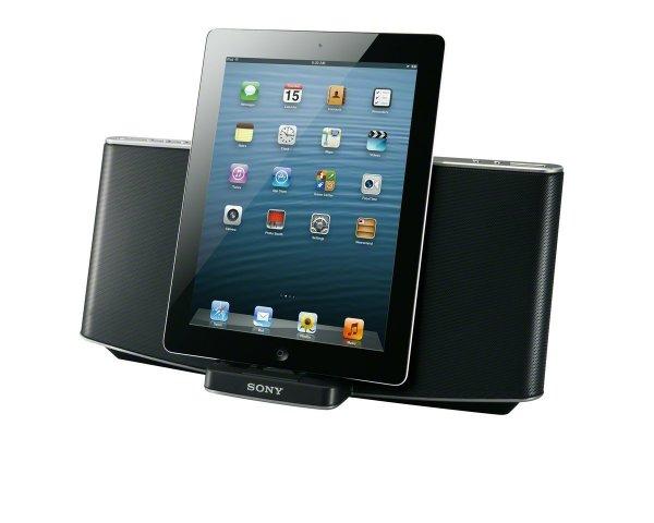 Sony RDP-X200IPN Bluetooth Docking-Lautsprecher für Apple iPod/iPhone 5 / 99,99€ im Amazon-Deal