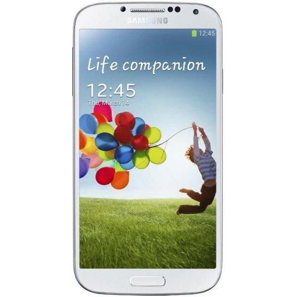 Samsung Galaxy S4  (i9505 16 GB) in weiß @eBay für nur 329€ Neuester Tiefpreis