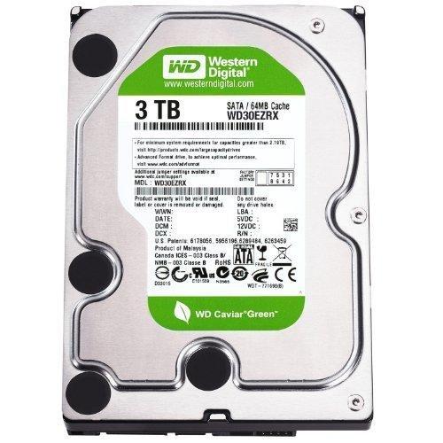 Western Digital 3 TB (WD30EZRX)