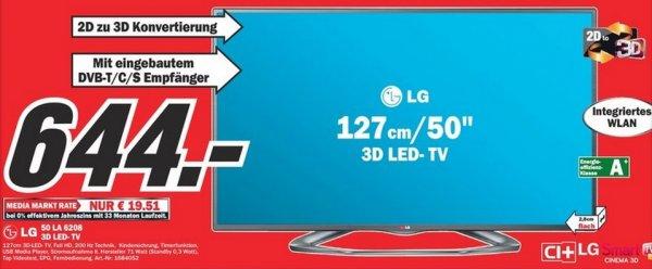 LG 50LA6208 für 644€ Lokal [Medimarkt Krefeld]