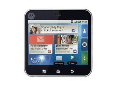 Motorola Flipout ohne Branding