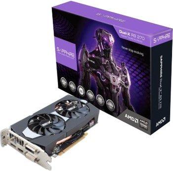 Sapphire Radeon R9 270 Dual-X OC 2048MB GDDR5  (Nächster Preis 152,00€)