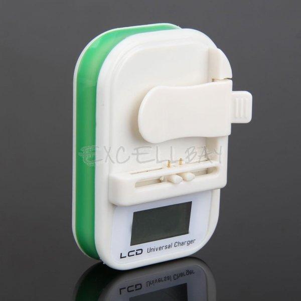 (CN) Universal Handyakku Ladegerät mit LCD Ladeanzeige für 1,90€ @ Ebay