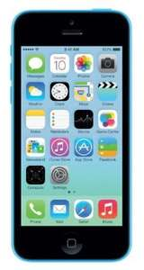 Iphone 5C 16GB in blau