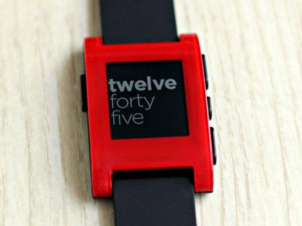Pebble Smartwatch - Versand aus Deutschland