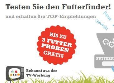 Bis zu 3 Futter Proben Gratis (inkl. Versand) bei katzenland.de