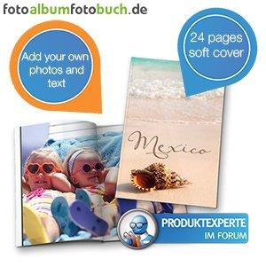 Gutschein für ein Softcover-Fotobuch ( 24 Seiten - A4 Format) für 2,50€ @ iBood