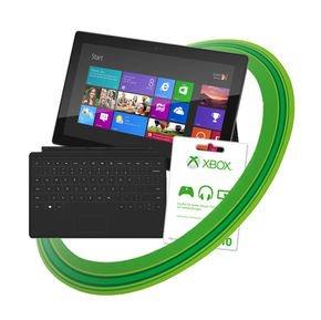 Microsoft Surface RT 64GB inkl.Surface Touch Cover Schwarz für  307,89€ incl.Versand bei notebooksbilliger.de + 10€ Guthabenkarte für den Windows Store