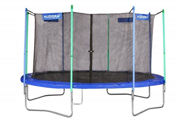 [Marktkauf] Hudora Fitness Trampolin mit Sicherheitsnetz, 65312, 300cm, 150kg, 149€, ggfs. 134,10€
