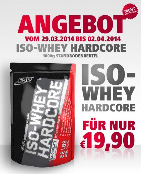 10% bei Fitmart / ESN und Co. und Special Angebot am 29.03.