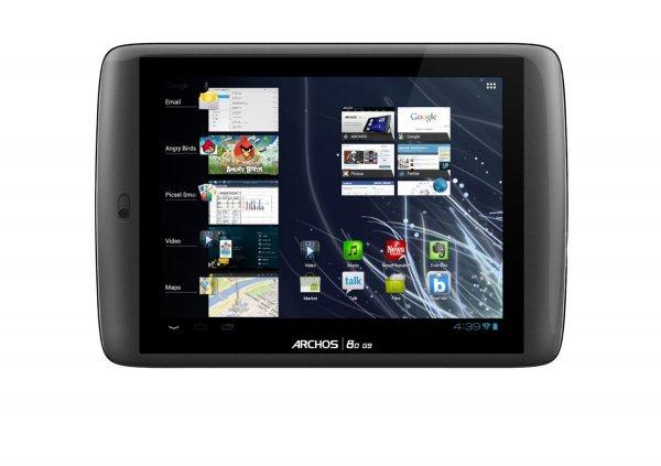 "Archos™ - 8"" Tablet-PC ""80 G9"" (1024x768, 8GB, Android 4) [B-Ware] für €49,67 [@MeinPaket.de]"