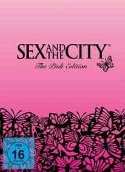 Sex and the City: The Pink Edition (19 DVDs) 29,99€durch Gutschein @buecher.de