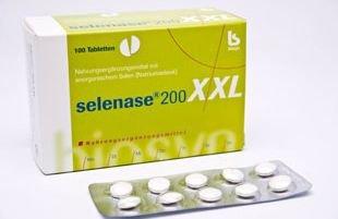 Gratis Warenprobe Selenase 10x100 µg + 10x200 µg zur Stärkung des Immunsystems