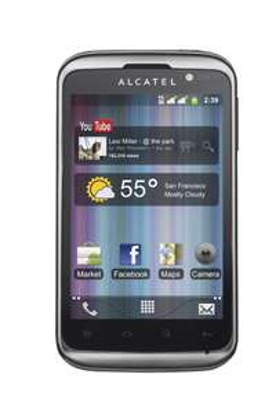 Alcatel One Touch 991D für 83€ @Amazon.it