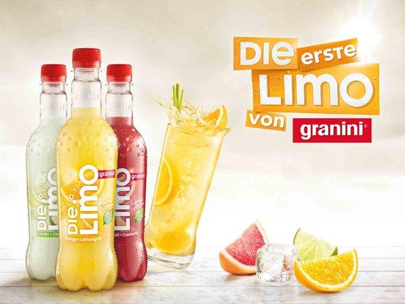 """[Hit bundesweit] """"Die Limo"""" 1l für 0,71€"""
