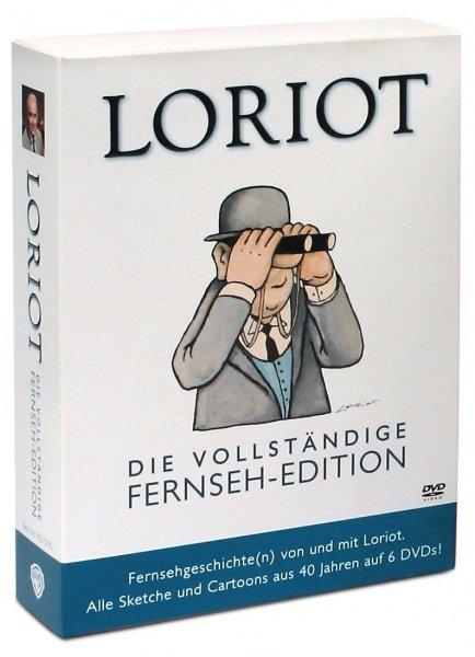 """[BERLIN] SATURN Europacenter: """"Loriot - Die vollständige Fernseh-Edition (DVD) """""""