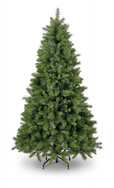 [Amazon WHD] Snowtime Künstlicher Weihnachtsbaum Manitoba Spruce Aufklappbar Slim Tree PVC 180 cm