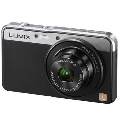 Panasonic DMC-XS 3 – 14,1 MP Digitalkamera mit 5-fach optischer Zoom für je 99,99€ inkl. Versand