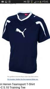 PUMA Herren Teamsport T-Shirt PWR-C 5.10 Training Tee: Amazon.de: Sport & Freizeit
