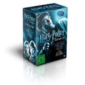 Harry Potter - Jahre 1-6  [6 DVDs] für 13€ @ bee.com