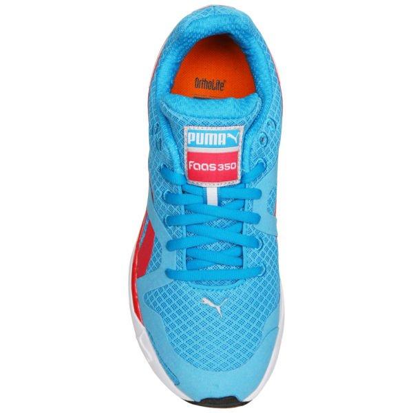 "Puma™ - Damen Laufschuhe ""Faas 350 Wn's"" (vivid blue) für €25,43 [@TheHut.com]"