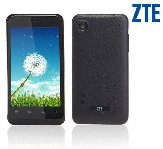 ZTE Blade C V807 Android Handy Dual SIM Schwarz für 59,90€