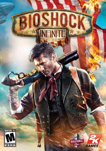 BioShock Infinite [Steam] für 5,41€ @Amazon.com