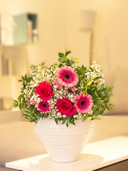 Blumenstrauß Prosa/Lemon für 15,80€ durch Gutscheincode @ Miflora
