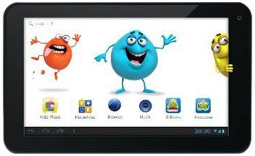 [Amazon WHD] Odys Pedi Plus 17,8 cm7 Zoll Tablet-PC (Rockchip 1,2 GHz Dual Core, 1GB RAM, 8GB HDD, Android 4.2.x, Elternkontrolle) schwarz/weiß