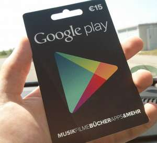 [Gravis Campus Shop] 30 € Google Play Guthaben für 18,99 €