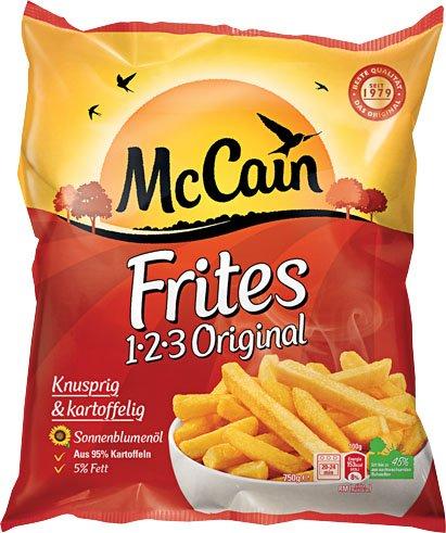 Mc Cain 1-2-3 Frites für 0,99€ @kaufland, Nürnberg, Schwabacher Straße 99