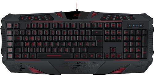 """Gaming Tastatur Speedlink """"PARTHICA Core"""" für 39,90€ @zackzack.de"""