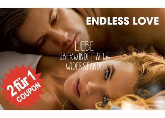 """Gratis Cinemaxx-Ticket für die Preview von """"Endless Love""""!"""
