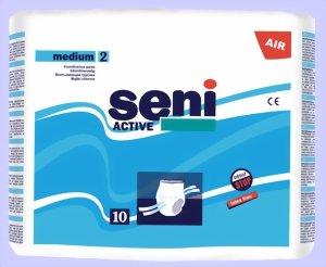 Gratis Windel von Seni für Menschen mit Inkontinenz