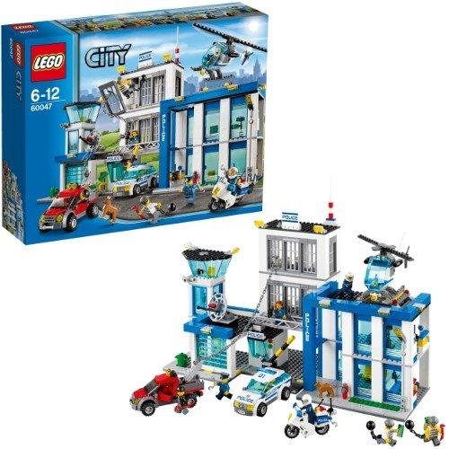 Lego City -20% bei myToys.de z.B. Ausbruch aus der Polizeistation (60047) für 65,94€ uvm.