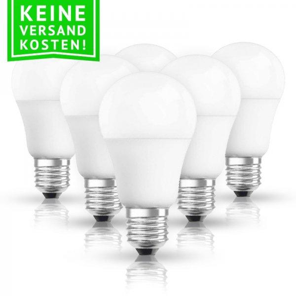 6x Osram A40 E27 LED Superstar Classic warmweiß & matt für 58,69 € versandkostenfrei (Grünspar)